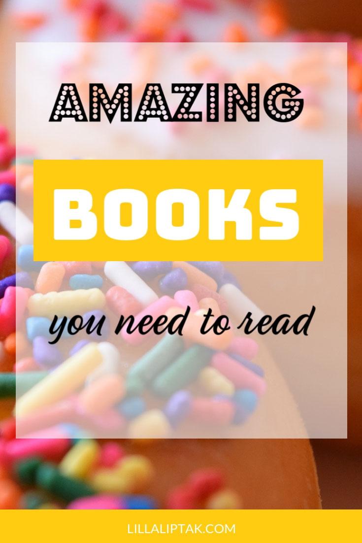 Check out over 90 amazing books you need to read via lillaliptak.com #book #bookstoread #booknerd #lillaliptak
