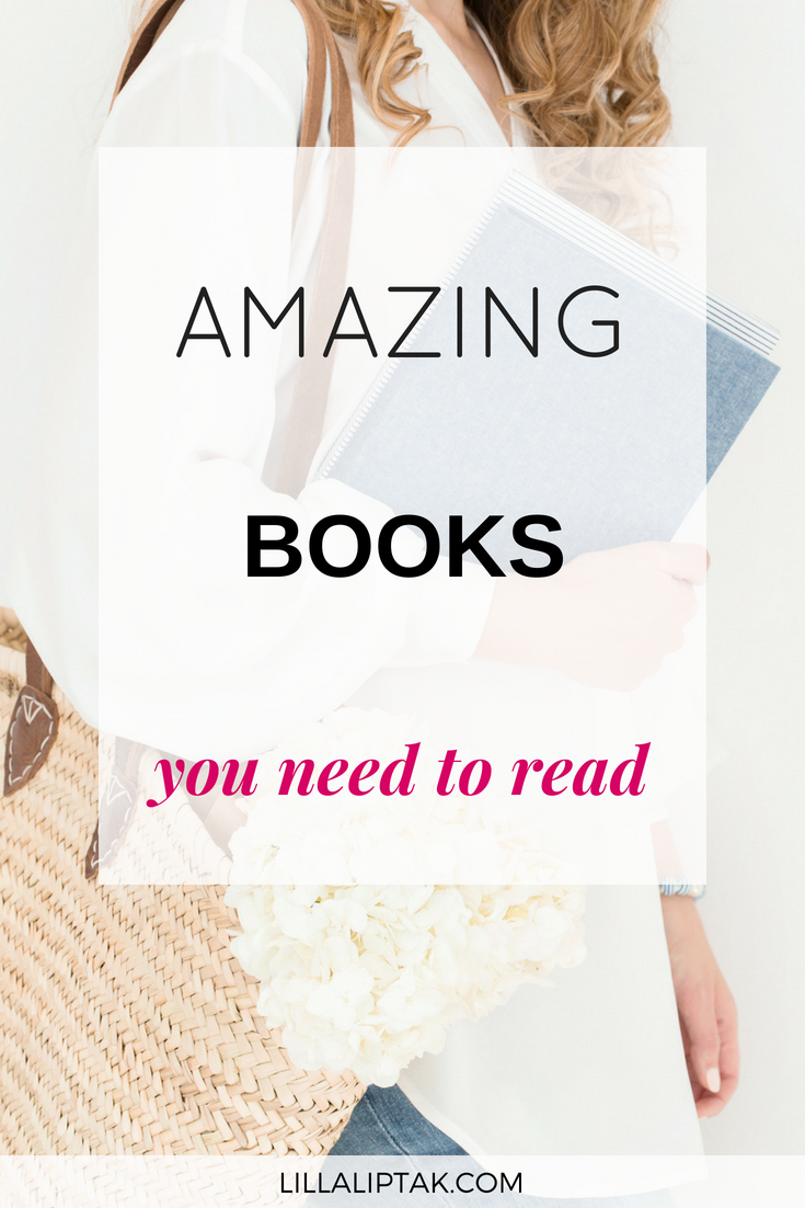 Over 90 awesome books to read from the categories personal development, business, money, health, spirituality, parenting. See the entire list at lillaliptak.com #books #bookfans #bookloversday #personaldevelopment #money #business #health #spirituality #parenting #lillaliptak
