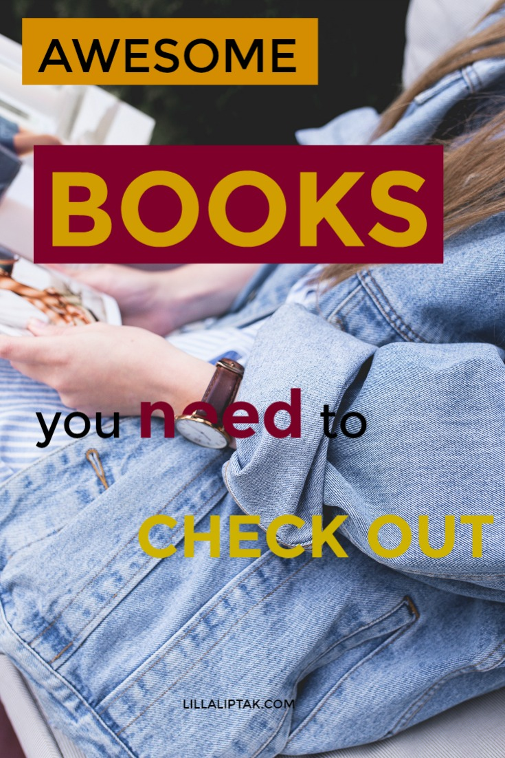More than 80 awesome books to choose from to create a happy, successful, mindful, healthy life via lillaliptak.com #happiness #success #mindfulness #balance #health