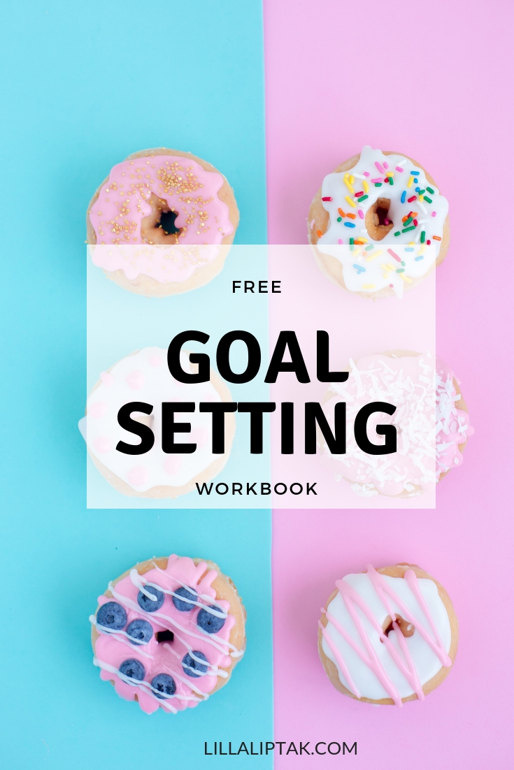 Download the free go for your dreams workbook and design an amazing life via lillaliptak.com #happiness #success #goals #manifestation #planning #habits #mindset #lillaliptak