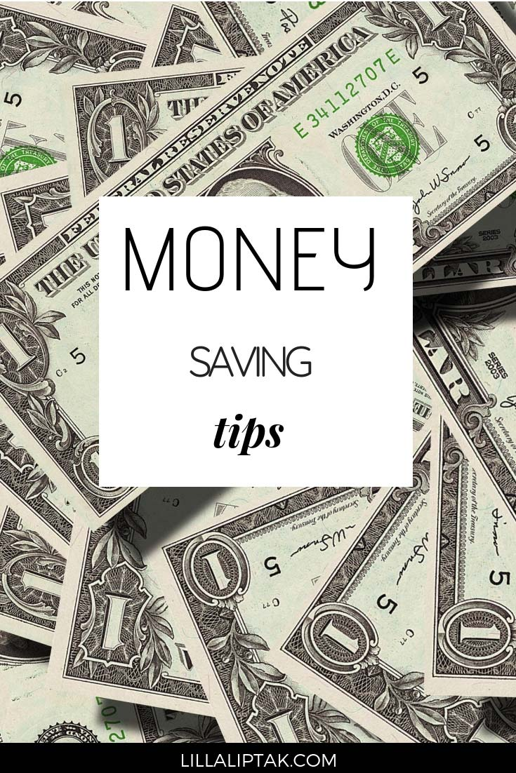 Improve your life and biz! Learn about the top 3 ways to save money successful entrepreneurs live by + 49 more money saving tips via lillaliptak.com #moneysavingtips #waystosavemoney #howtosavemoremoney #lillaliptak