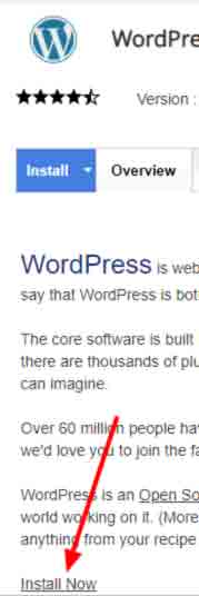 Siteground WordPress Installer