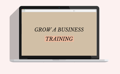 How to grow an online business  free training