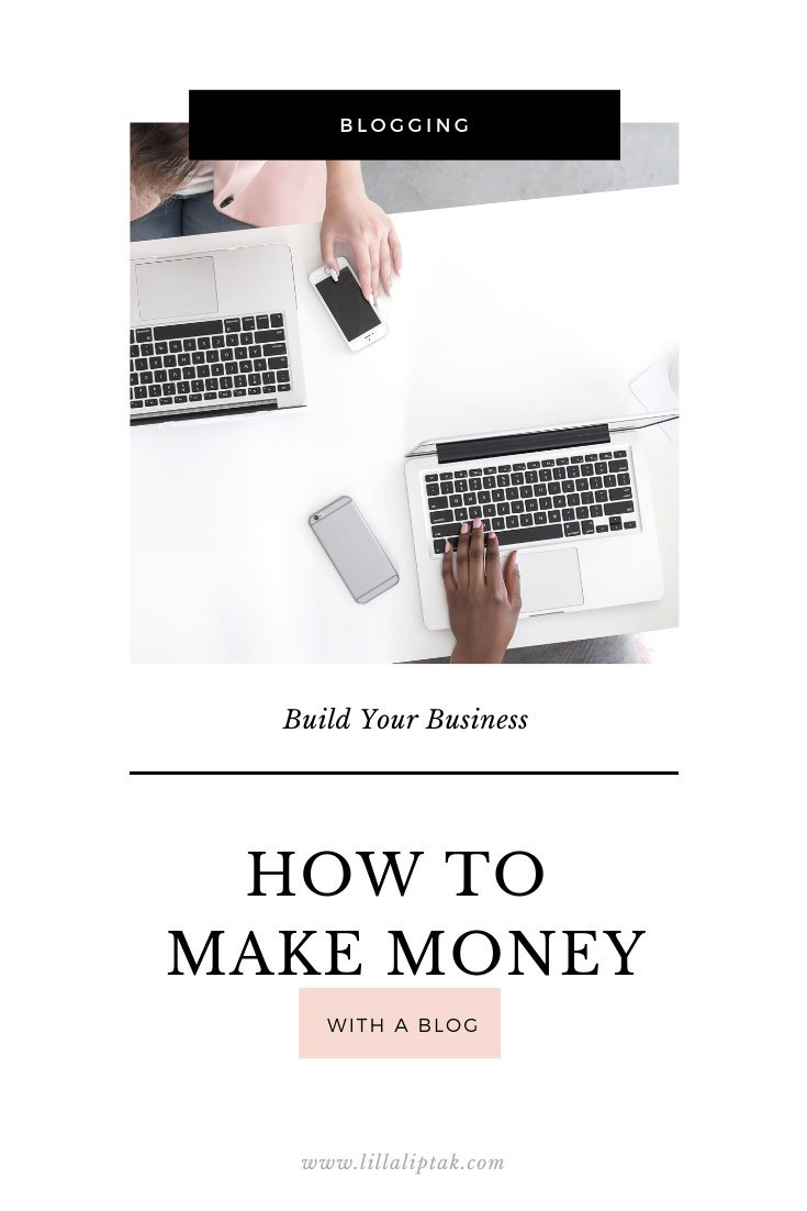 Ever wondered how to make money with a blog? Read in this post about 2 successful examples and popular blog niches via lillaliptak.com #howtomakemoneyonline #bloggingforbeginners #makemoneyfromhome #bloggingtips